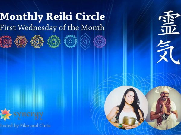 Community Reiki Circle at Synergy Yoga Miami Beach